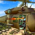 直升机战斗狙击战2021