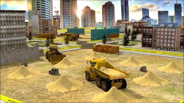 城市建设截图