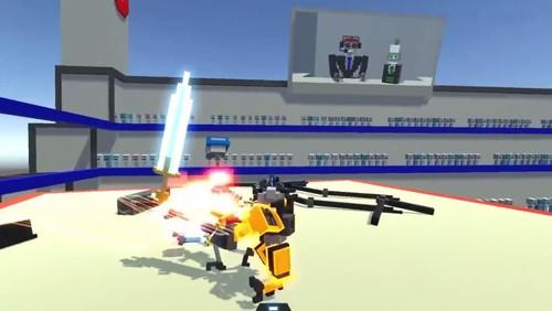 机器人大乱斗免费版截图