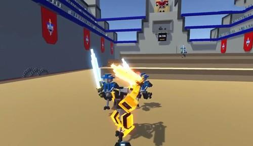 機器人大亂斗免費版截圖