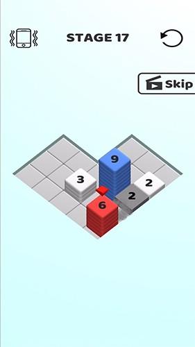 堆叠立方体截图