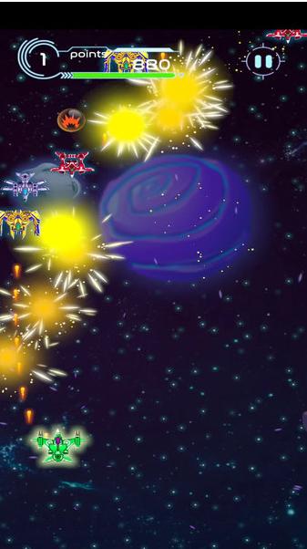 太空射击大赛截图