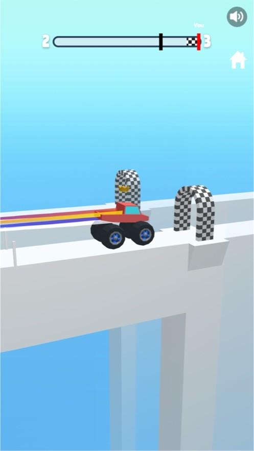 赛车模拟器截图