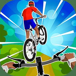 瘋狂自行車游戲