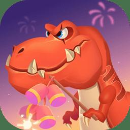 挂机养恐龙小游戏