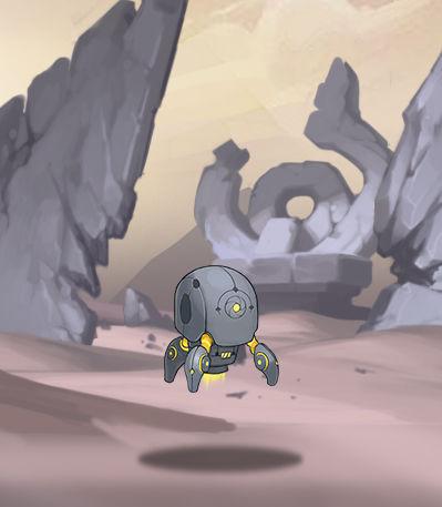 元素方尖巨神机兵版本新NPC一览