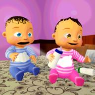 雙胞胎嬰兒模擬器