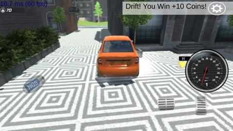 极速驾驶模拟器截图