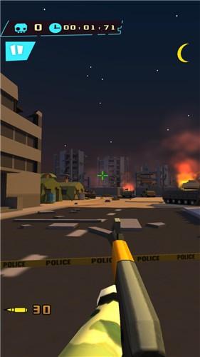 丧尸围城游戏截图