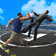 猛男3D格斗