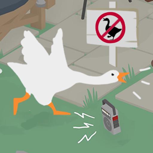 搗蛋鵝模擬器中文版