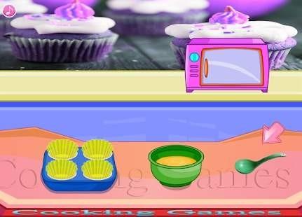 烹饪蛋糕大赛截图