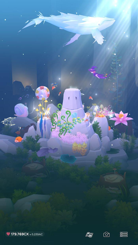 深海水族馆游戏截图