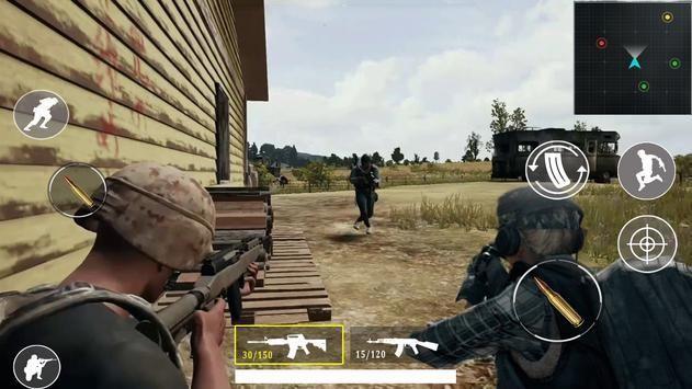 现代前锋射击战斗截图