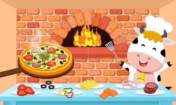疯狂做比萨截图