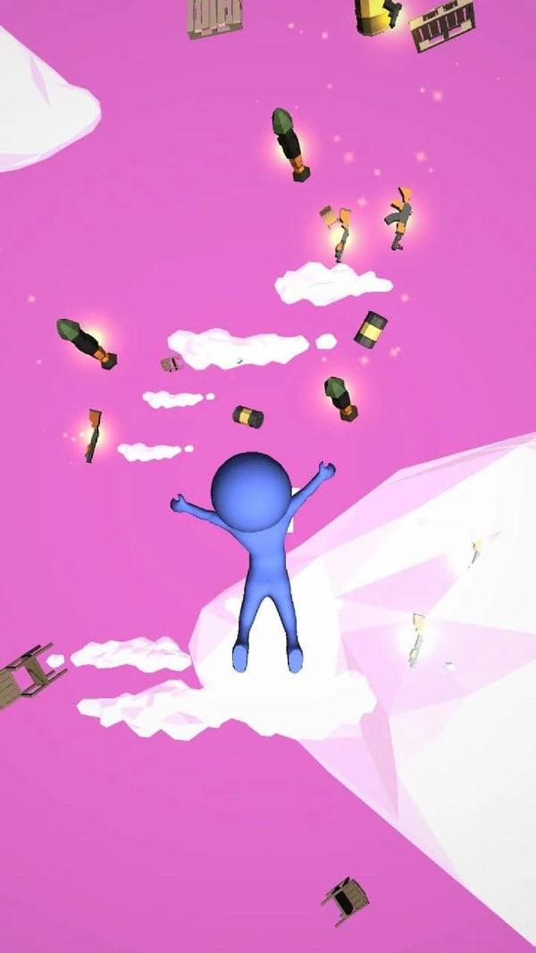 跳伞生存截图