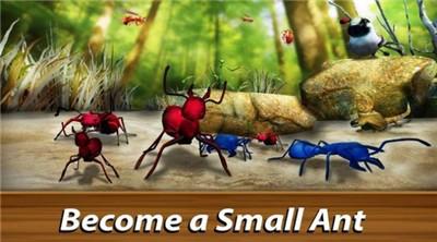 蚂蚁战士团截图