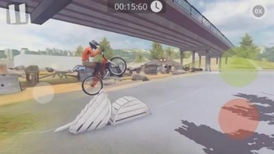 自行车模拟驾驶截图