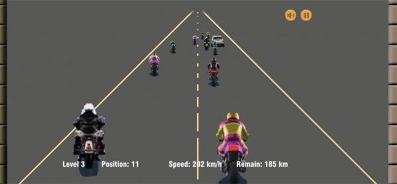 道路暴力摩托车截图