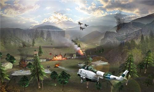 直升机空袭中文版截图