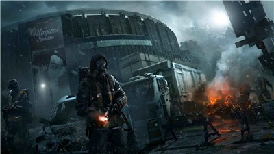 The Division mobile中文版截图