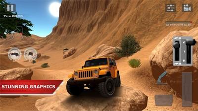 越野沙漠截图