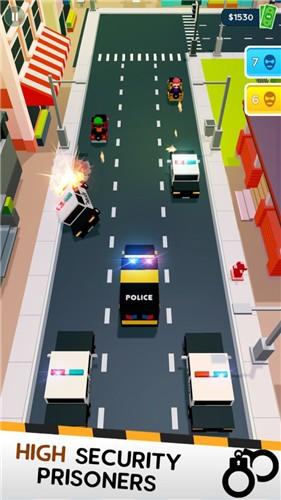 警察驾驶模拟器截图