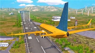 飞行员模拟截图