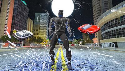 超级英雄黑豹截图