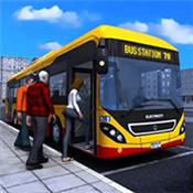 模拟公交大巴车