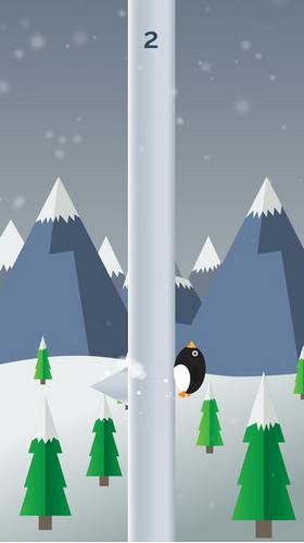 企鹅赛跑截图