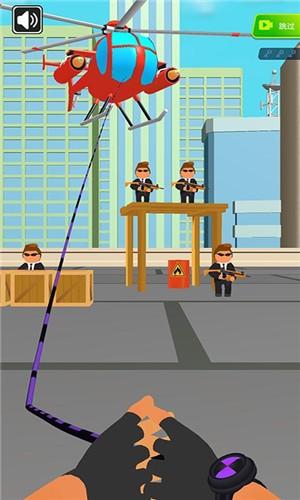 绳索超人模拟器截图