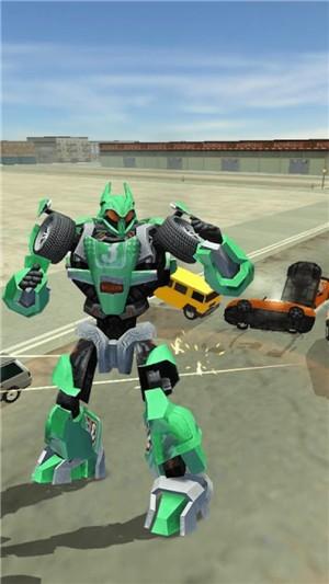 方程式赛车机器人截图