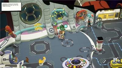 奥德赛星际远征截图