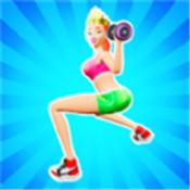 体操运动员3D