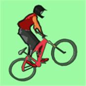 跳跃式自行车