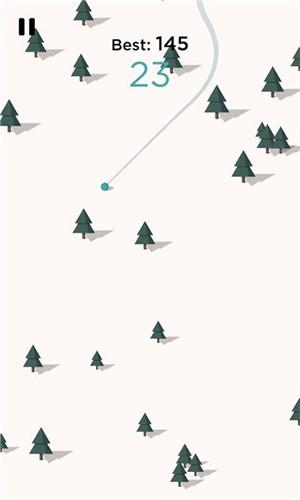 极地滑雪截图