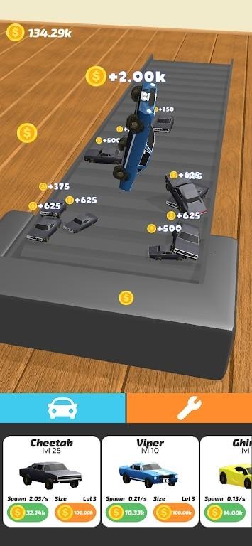 空闲跑步机3D截图