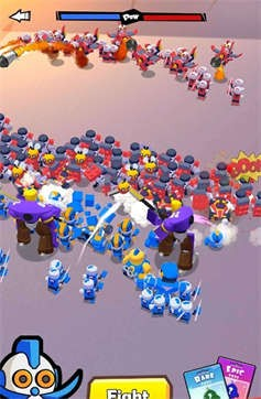 玩具的冲突截图